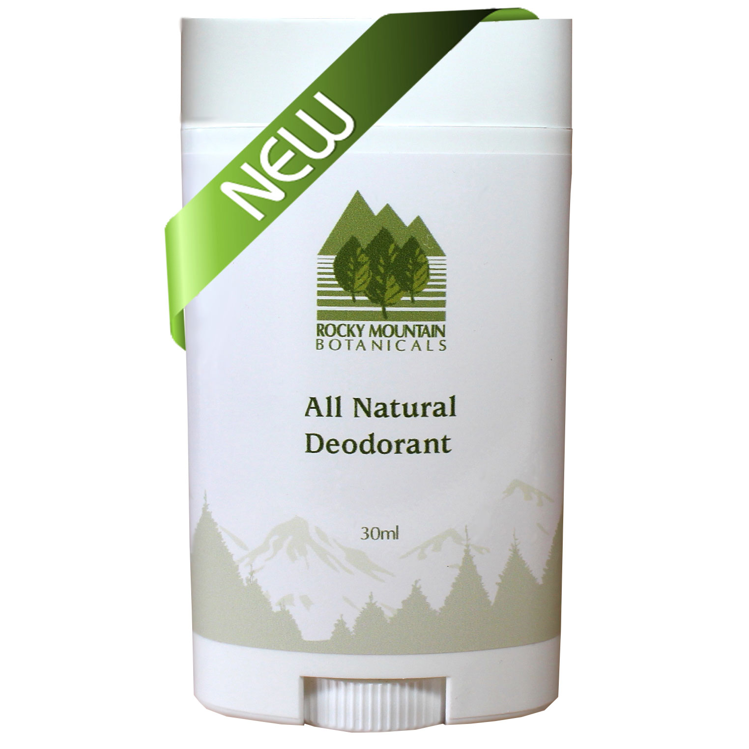 All Natural Fragrance Free Deodorant